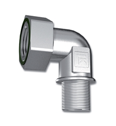 LK Angle Fitting w. loose nut Product image (LKS)