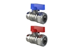"LK Ball Valve CU22 x 3/4"" male Product image (LKS)"