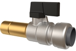 LK Ball Valve UNI Push X16 Product image (LKS)